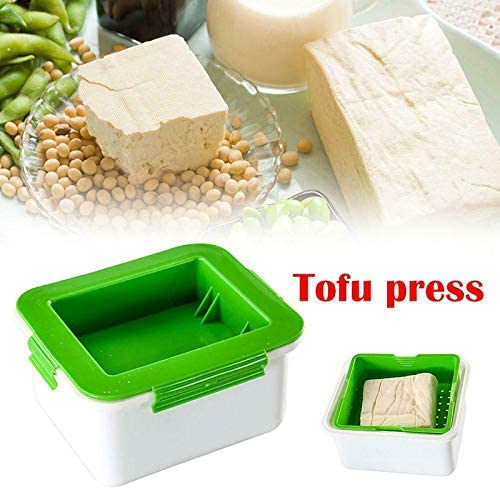 Gelentea Escurridor de tofu Press para eliminar el agua ...