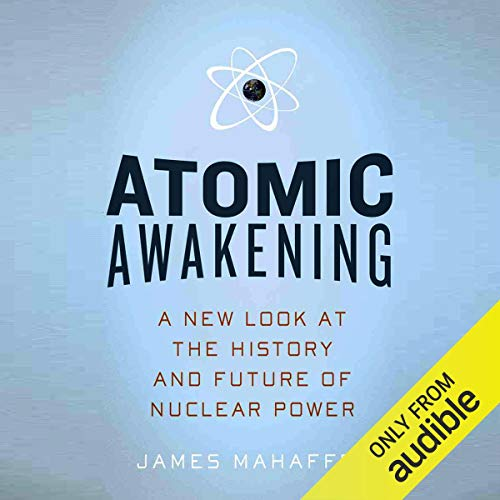 Page de couverture de Atomic Awakening