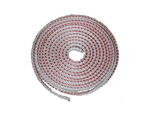 gardexx Starterseil für Rasenmäher und Schneefräsen ,2m lang, 3,5mm Durchmesser