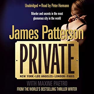 Private audiobook cover art
