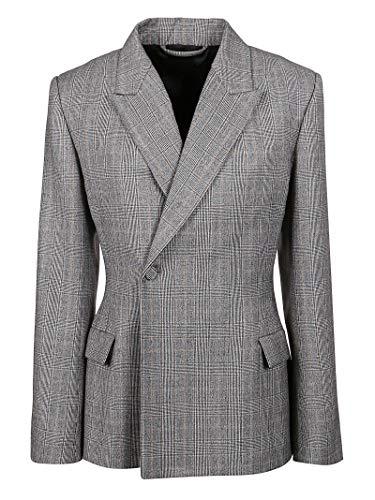 Luxury Fashion | Balenciaga Dames 602010TGT179175 Grijs Wol Blazers | Lente-zomer 20
