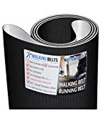 WALKINGBELTS Walking Belts LLC - Sole S73 Version1 Treadmill Walking Belt 2ply Premium + Free 1oz Lube