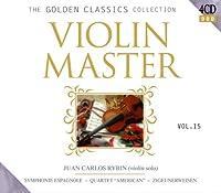 The Golden Classics Series : Violin Master