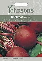 【輸入種子】 Johnsons Seeds Beetroot Detroit 2 ビートルート・デトロイト・2 ジョンソンズシード