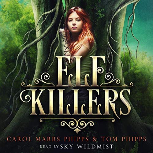 Elf Killers cover art