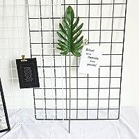 人工植物 人工植物のタートルリーフグリーンプラントシミュレーション人工植物シダの葉シルクのフェイクリーフ工場ホームデコレーション LWSJP (Color : C, Size : One Size)