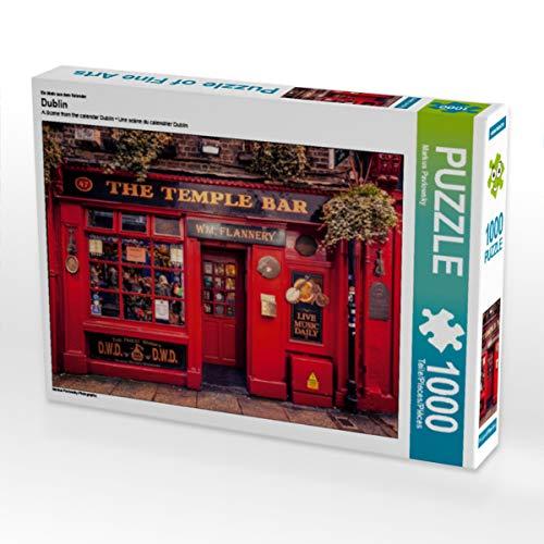 CALVENDO Puzzle Dublin 1000 Teile Lege-Größe 64 x 48 cm Foto-Puzzle Bild von Markus Markus Pavlowsky