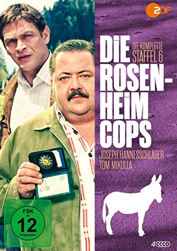 Die Rosenheim Cops - Staffel 6 (4 DVDs)