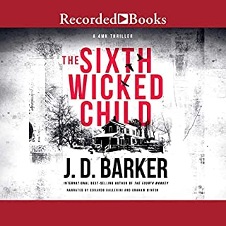 The Sixth Wicked Child audiobook cover art