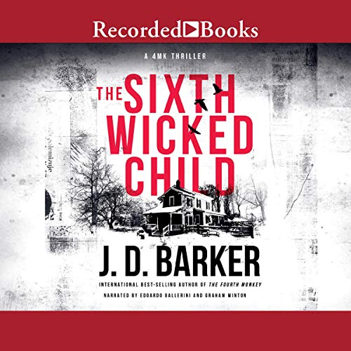 The Sixth Wicked Child  By  cover art