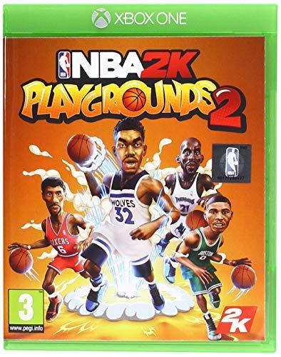 Nba 2K Playgrounds 2 Xbox1- Xbox One