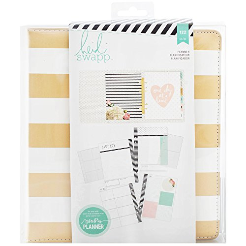 Heidi Swapp American Crafts Planner 6 X 8 Pulgadas (20,5 X 22,5 CM)