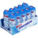 Mentos Chicle Menta, Sin Azúcar - 10 unidades de 30 gr. (Total 300 gr.)