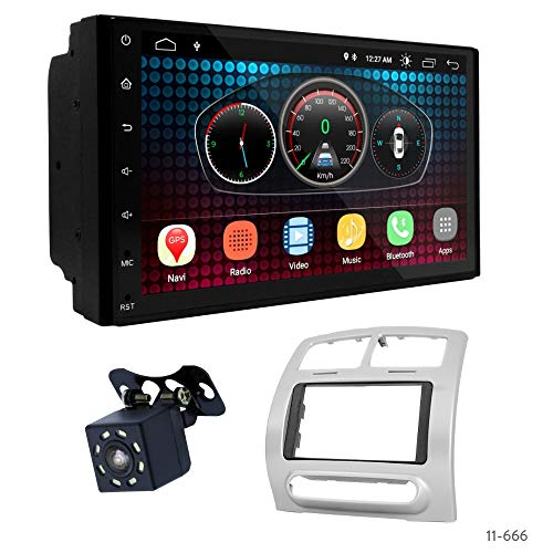 Bester der welt UGAR EX 67 Zoll Android 6.0 Autoradio GPS-Navigation + 11-666 Radio Cover Dashboard…