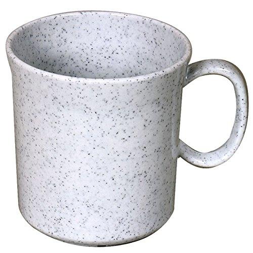 Relags Uni WACA Mug en mélamine Gris, 400 ML
