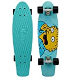 lordofbrands Penny monopatin Skate Skateboard Cruiser 27'' Simpsons Ralph