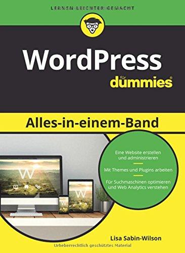WordPress Alles-in-einem-Band für Dummies