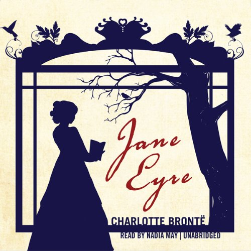 Jane Eyre [Blackstone Edition] cover art