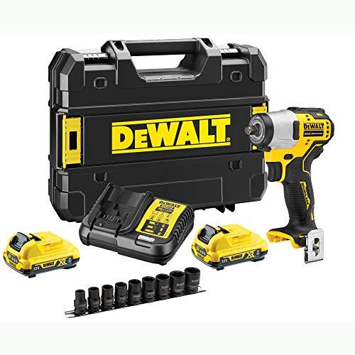 DEWALT DCF902D2K-QW - Llave Impacto sin escobillas XR 12V 3/8