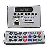 DC12V Tarjeta de Decodificador Bluetooth Audio Módulo de...