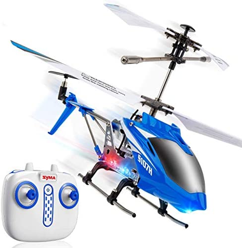 Syma S107H Remote Control Helicopter w Altitude Hold Indoor RC Helicopter for Adults Flying product image