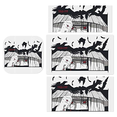 Itachi Akatsuki Hat Naruto Theme Switch exclusive skin, Nintendo Switch sticker protective film, Switch full device exclusive skin sticker protective film