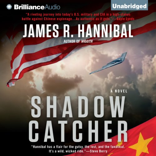 Shadow Catcher audiobook cover art