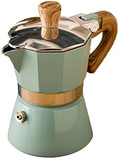 WBTY エスプレッソメーカー モカエキスプレス 3カップ/6カップ 直火式 アルミ製