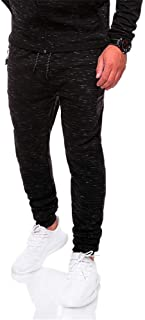 Leg Gym Pants Tracksuit Jogging Bottoms Running Trousers (Size : XXL)