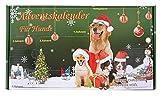 Calendario de adviento para perro Juguete para perro Navidad