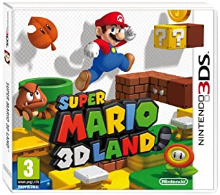 Super Mario 3D Land (B0054XME7U)   Amazon price tracker / tracking, Amazon price history charts, Amazon price watches, Amazon price drop alerts