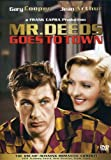 Mr. Deeds Goes to Town [Reino Unido] [DVD]