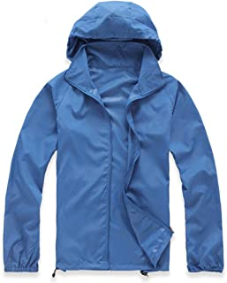 Lanbaosi Women's Super Lightweight Uv Protect+Quick Dry Waterproof Skin Jacket