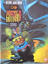 Batman And Judge Dredd : Judgment On Gotham