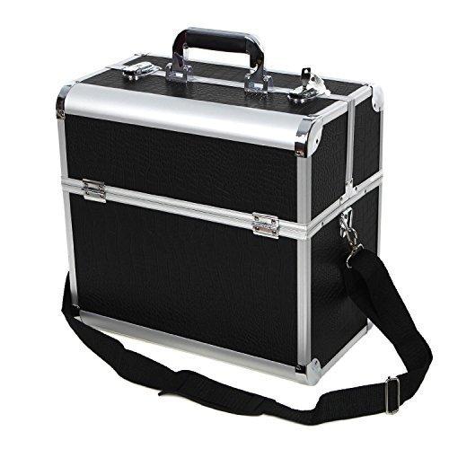 Bellasan Sportkoffer Sportbetreuerkoffer Sanitätskoffer Erste-Hilfe-Koffer, gefüllt, Aluminium
