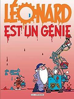 Léonard, tome 1 : Léonard est un génie (2803616998) | Amazon price tracker / tracking, Amazon price history charts, Amazon price watches, Amazon price drop alerts