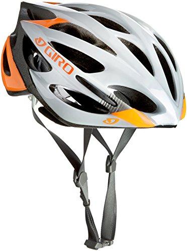 Giro Helm Monza Road Orange First Orange/White S