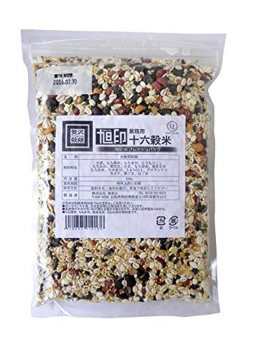 旭印業務用十六穀米 500g