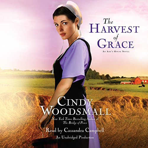 The Harvest of Grace cover art
