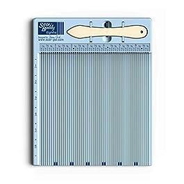 Scor-Pal Scor-Buddy Eighths Mini Scoring Board 9″x7.5″ Imperial, Multi