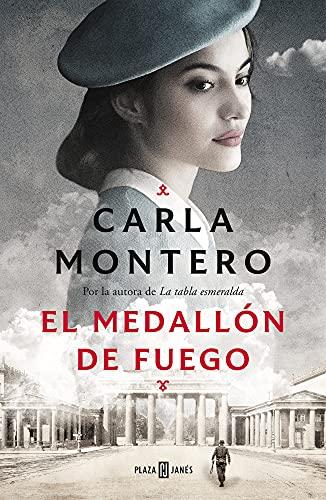 El medallón de fuego de Carla Montero