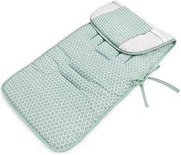 Priebes Sitzauflage Sissi für Kinderwagen & Buggy, Universal Atmungsaktive, antiallergische Sommer-Sitzeinlage, Schonbezug, Kühlt und schützt den Sitzbezug vor Flecken