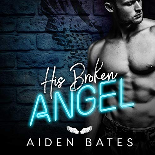 His Broken Angel cover art