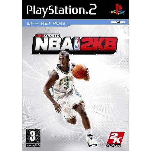 NBA 2K8 (PS2) [Edizione: Regno Unito]