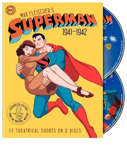 Fleischer Cartoons: Superman Complete Series