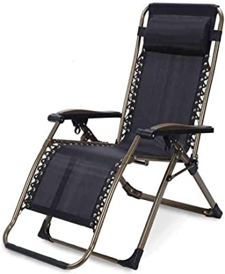 Amazon.com : LQ Folding Chair, Ultra-thick Square Tubular ...