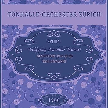 Ouvertüre der Oper 'Don Giovanni', Kv 527, Wolfgang Amadeus Mozart, Tonhalle-Orchester Zürich: Ouvertura - Andante (Live)