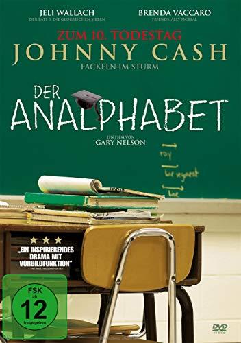 Der Analphabet - The Pride of Jesse Hallam (DVD)