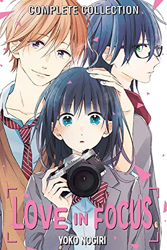 Compare Textbook Prices for Love in Focus Complete Collection  ISBN 9781646513666 by Nogiri, Yoko