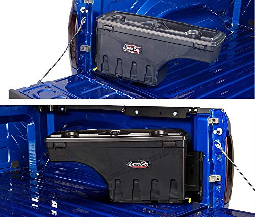 Undercover SwingCase Truck Bed Storage Box   SC103P   Fits 15-20 Chevrolet Colorado/GMC Canyon Passenger Side